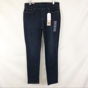 Levi's Pull On Perfect Slimming Skinny Jeans Sz 12